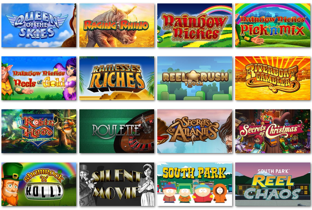 Play Mobile Casino Games here