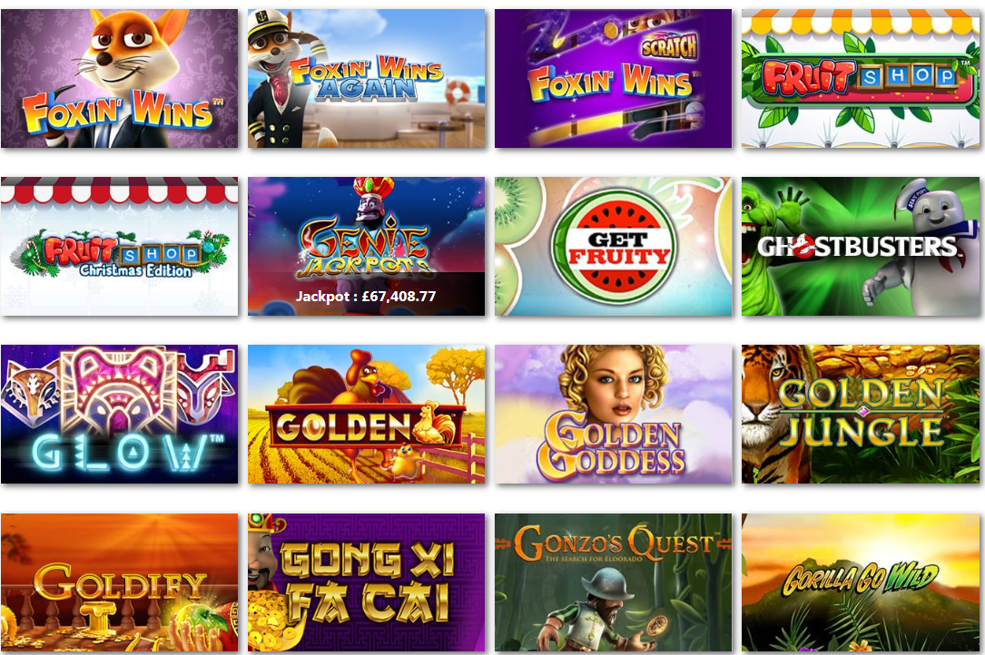 Explore more Mobile Casino Games here